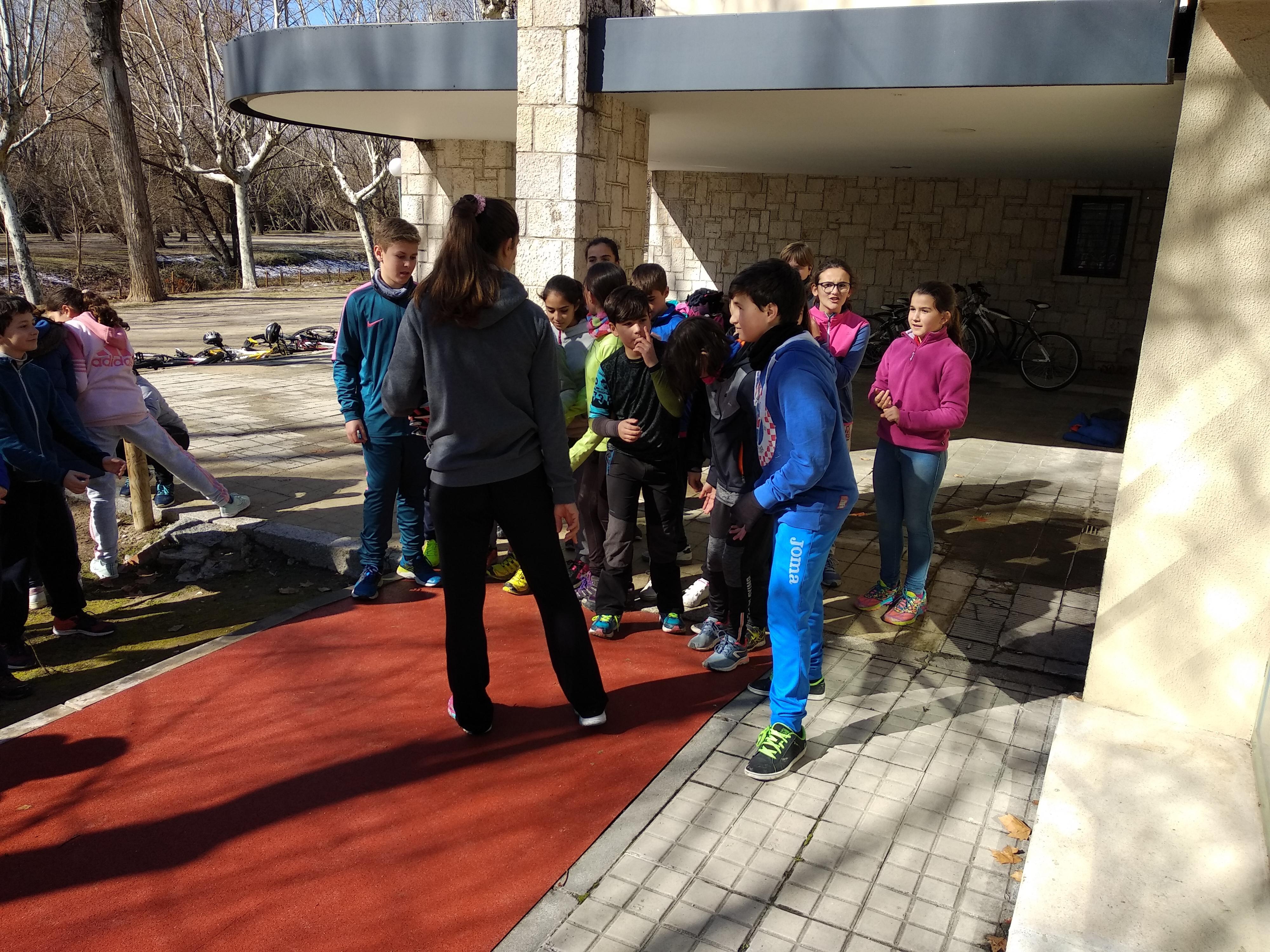 Multideporte en la ciudad deportiva Puerta de Hierro 20