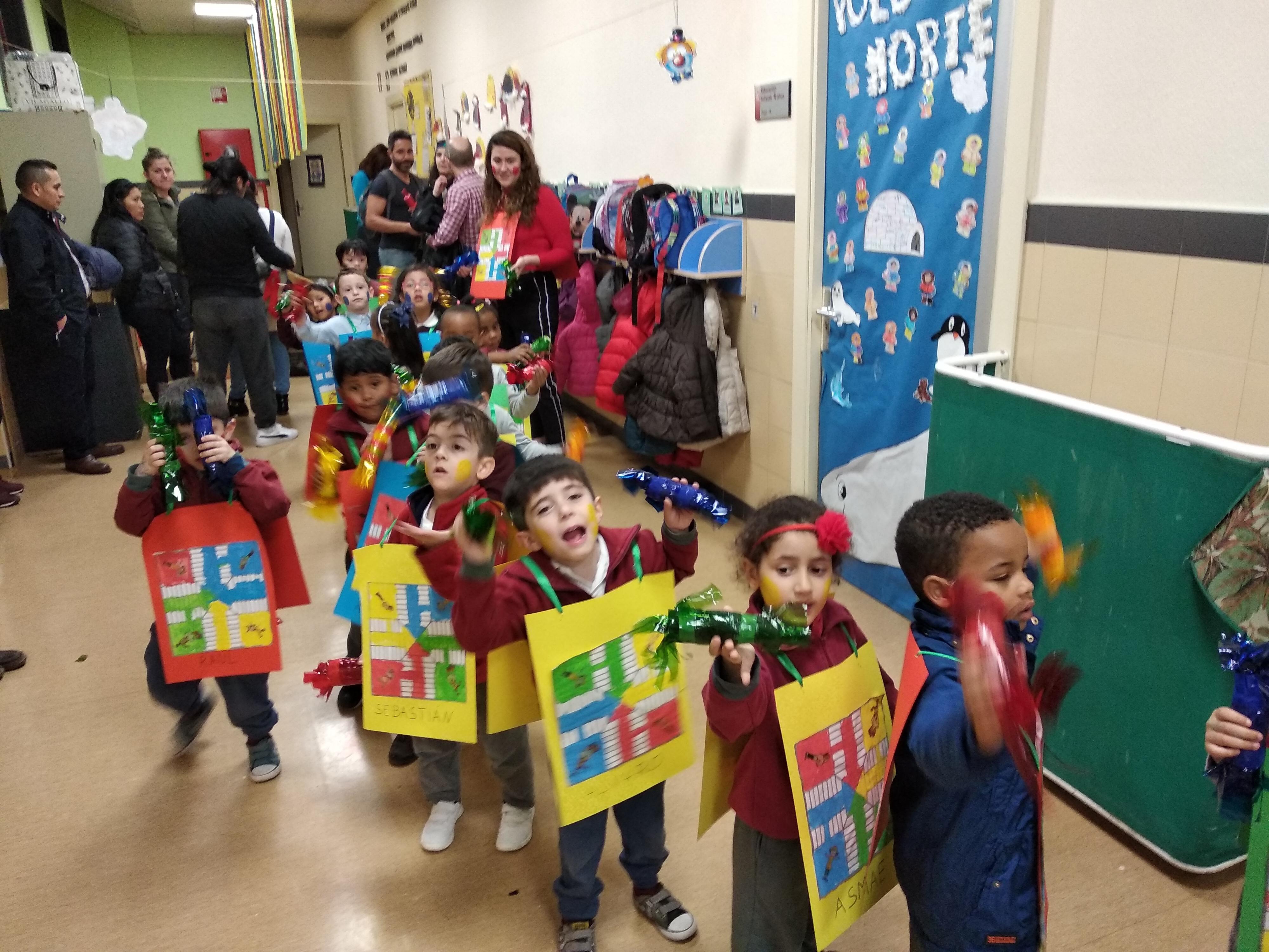 Carnaval Educación Infantil 2019 9