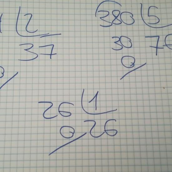 SOLUCIONES DIVISIONES 26 DE MARZO 2