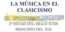 Historia de la Música. Tema 5- La música en el Clasicismo (traducido a Chino)