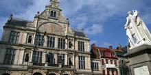 Le Grand Maison Real, Gante, Bélgica