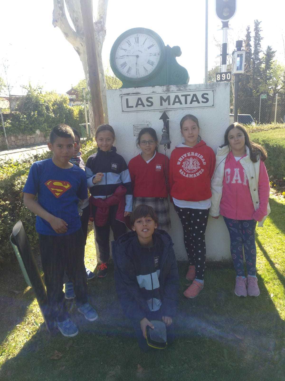 2019_03_15_Cuarto B visita el Museo del Ferrocarril de Las Matas_CEIP FDLR_Las Rozas 1