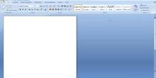 1º ESO / Tema 3 -> Proyecto de electricidad - Explicación del manejo de Word