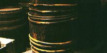 Pipa de 450 litros, Museo de la Sidra de Asturias, Nava