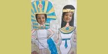 ¡NOS VAMOS A EGIPTO!