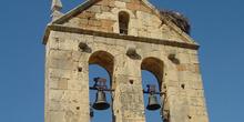 Campanario de ermita San Benito Abad en Gargantilla del Lozoya