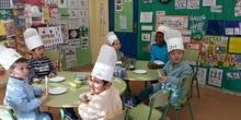 TALLER DE COCINA: Hacemos tostadas y sandwiches