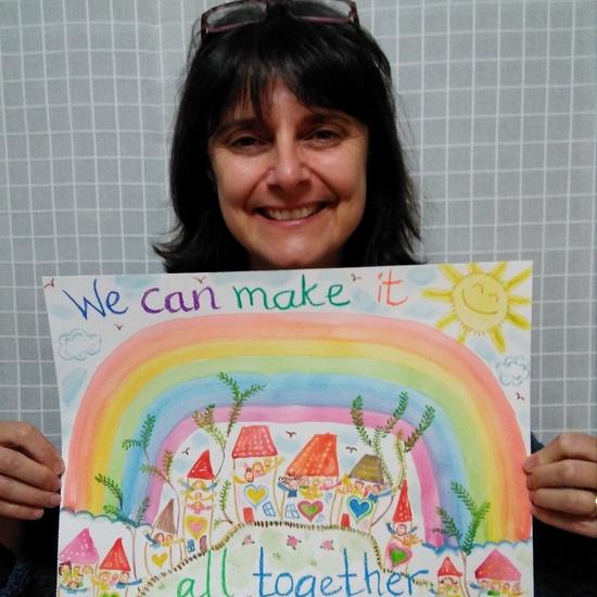 WE CAN MAKE IT ALL TOGETHER! Helen, asesora lingüística MEC/BC
