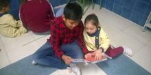 Cuéntame un cuento - Actividad conjunta Infantil 3 años y 6º Ed. Primaria 21