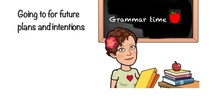 PRIMARIA 5º - INGLÉS - GOING TO FOR FUTURE PLANS