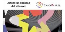 Actualizar el diseño de la web del Portal Educativo de la versión 6.1 a la 6.2