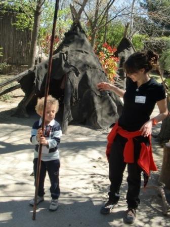 Infantil 4 años en Arqueopinto 2ª parte 42