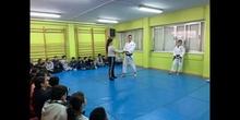 Judo para tod@s. CEIP Isaac Peral