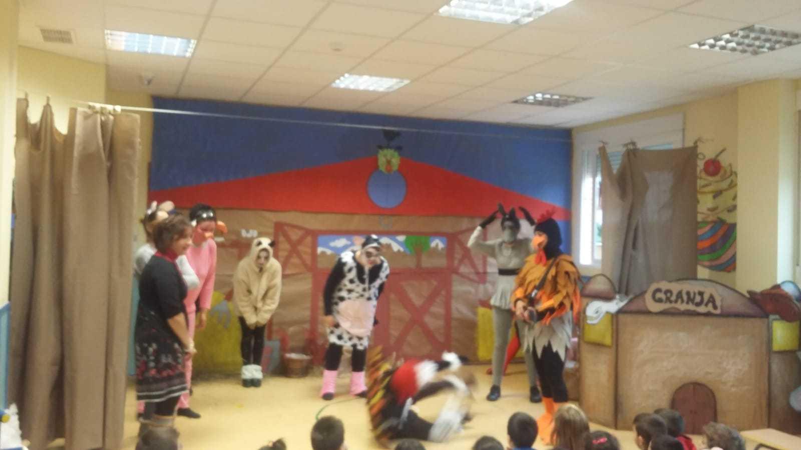 Teatros para infantil 2