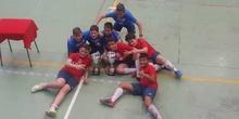 Nuestros deportistas disfrutan de las competiciones (AMPA) 4