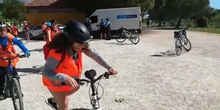 El Quevedo en bicicleta