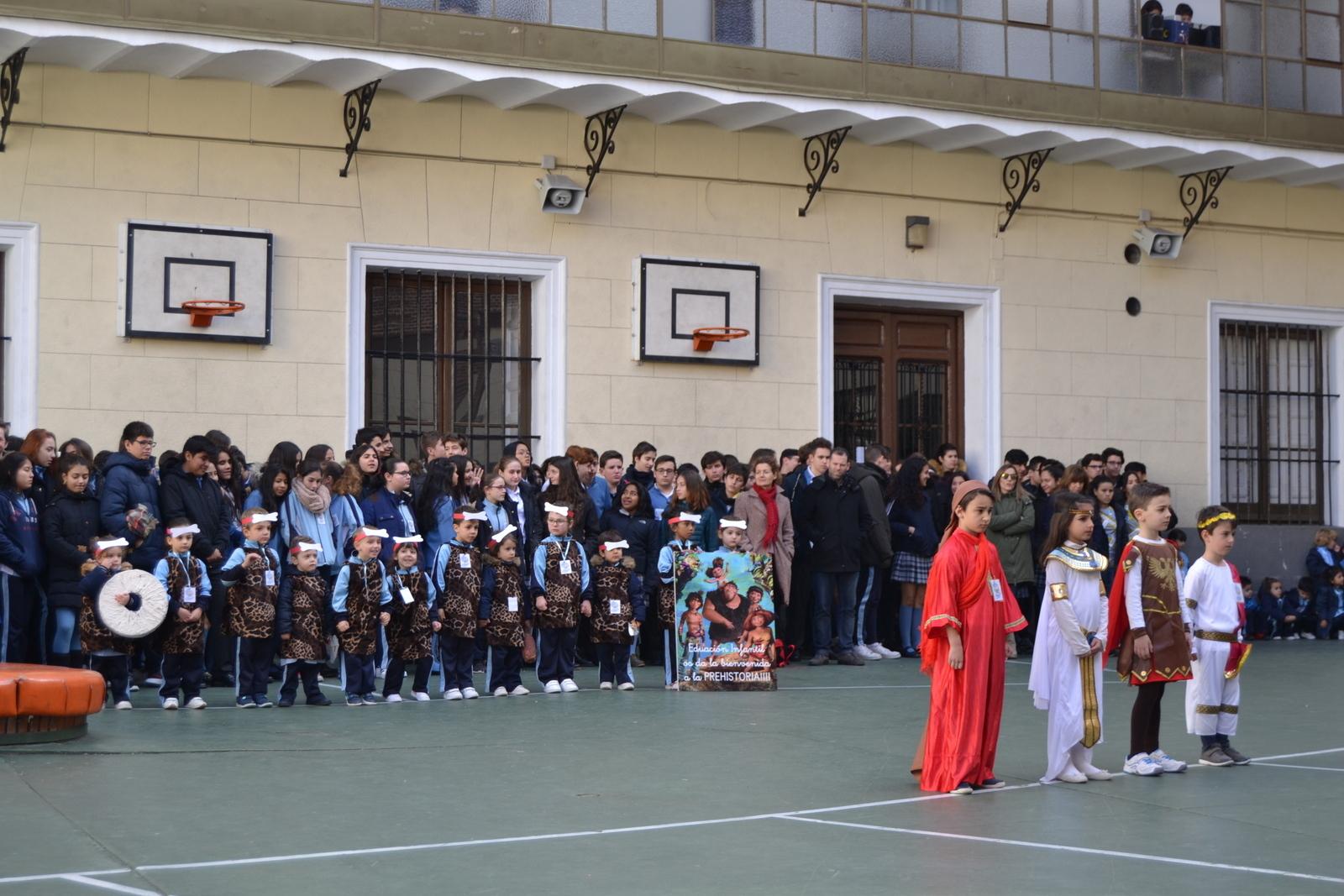 Jornadas Culturales 2018: INAUGURACIÓN 6