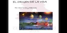 SECUNDARIA 4ºLENGUA CASTELLANA Y LITERATURAEL ORIGEN DE LA VIDA
