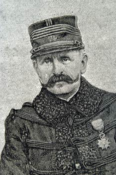 Comandante Mary Charles Esterhazy