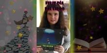 """Quiero contarte..."" Irene Martínez Ramírez (alumna 4º de CEIP Isaac Peral)"