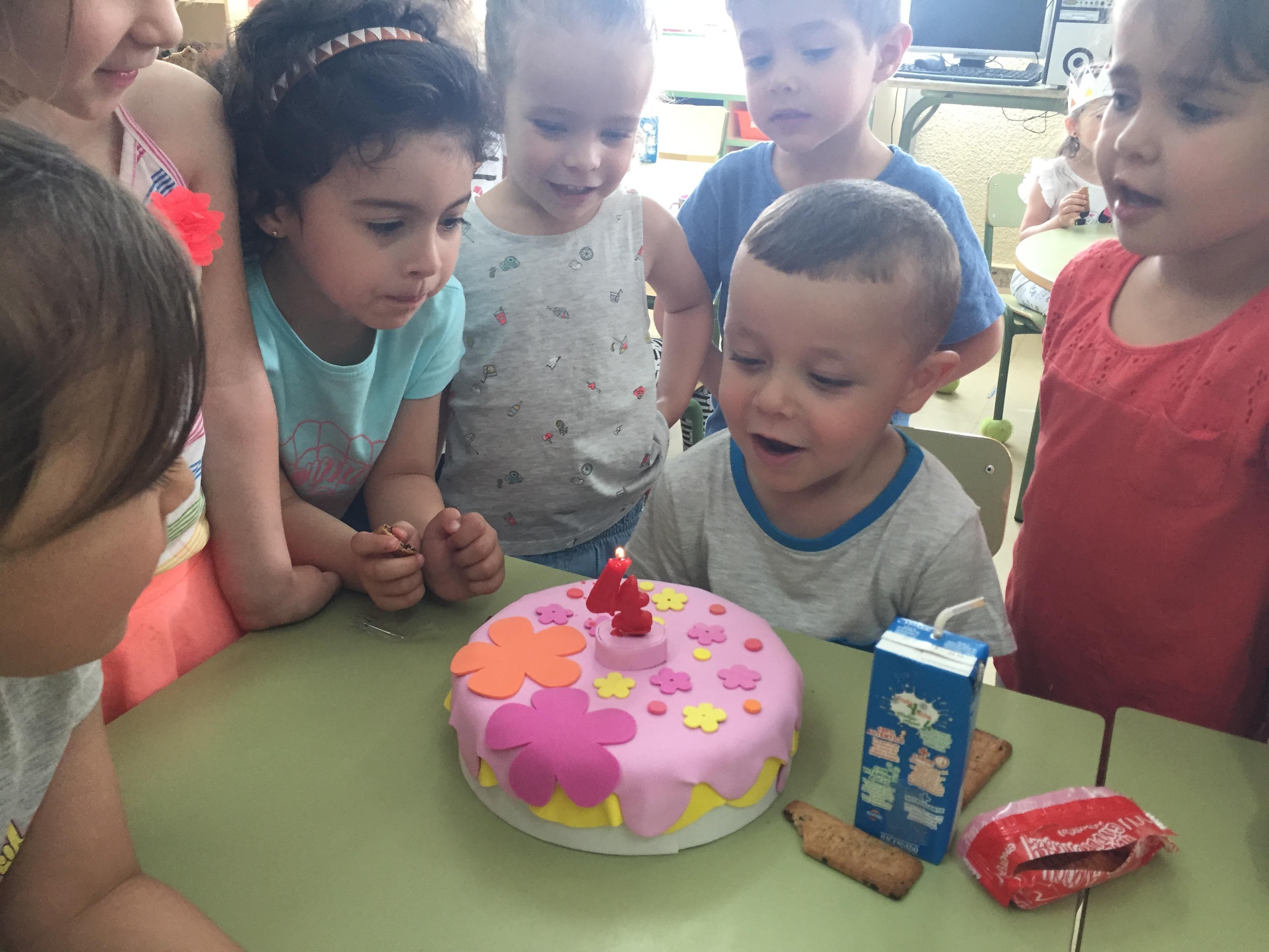 Cumpleaños Marco