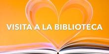 INFANTIL - 4 AÑOS A - VISITA A LA BIBLIOTECA - ACTIVIDADES