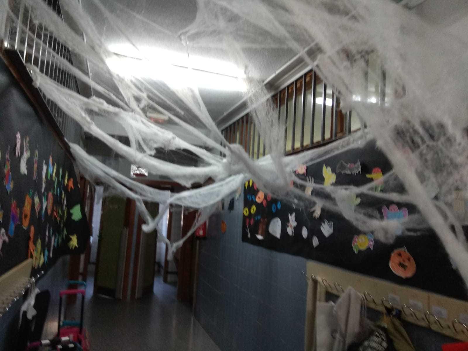 2018_10_31_1º disfruta terrorificamente en Halloween_CEIP FDLR_Las Rozas 16