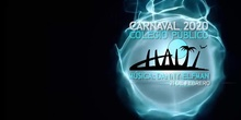 """4º Primaria """"CARNAVAL 2020"""" CEIP Haití"""