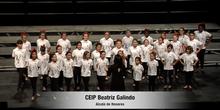Acto de clausura del XIV Concurso de Coros Escolares de la Comunidad de Madrid (sesión de coros escolares) 5