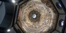 Cúpula y ventanas laterales del Duomo, Florencia