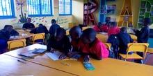 2019_10_10_Biblioteca de Kumwenya School_CEIP FDLR_Las Rozas 16