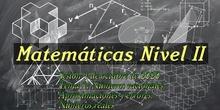 Matemática nivel II distancia. Sesión 01-10-2020