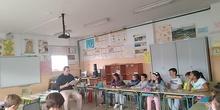 Práctica de lectura compartida y dialogada. Miguel Ángel Arroyo López. Grupo H. Tercero.