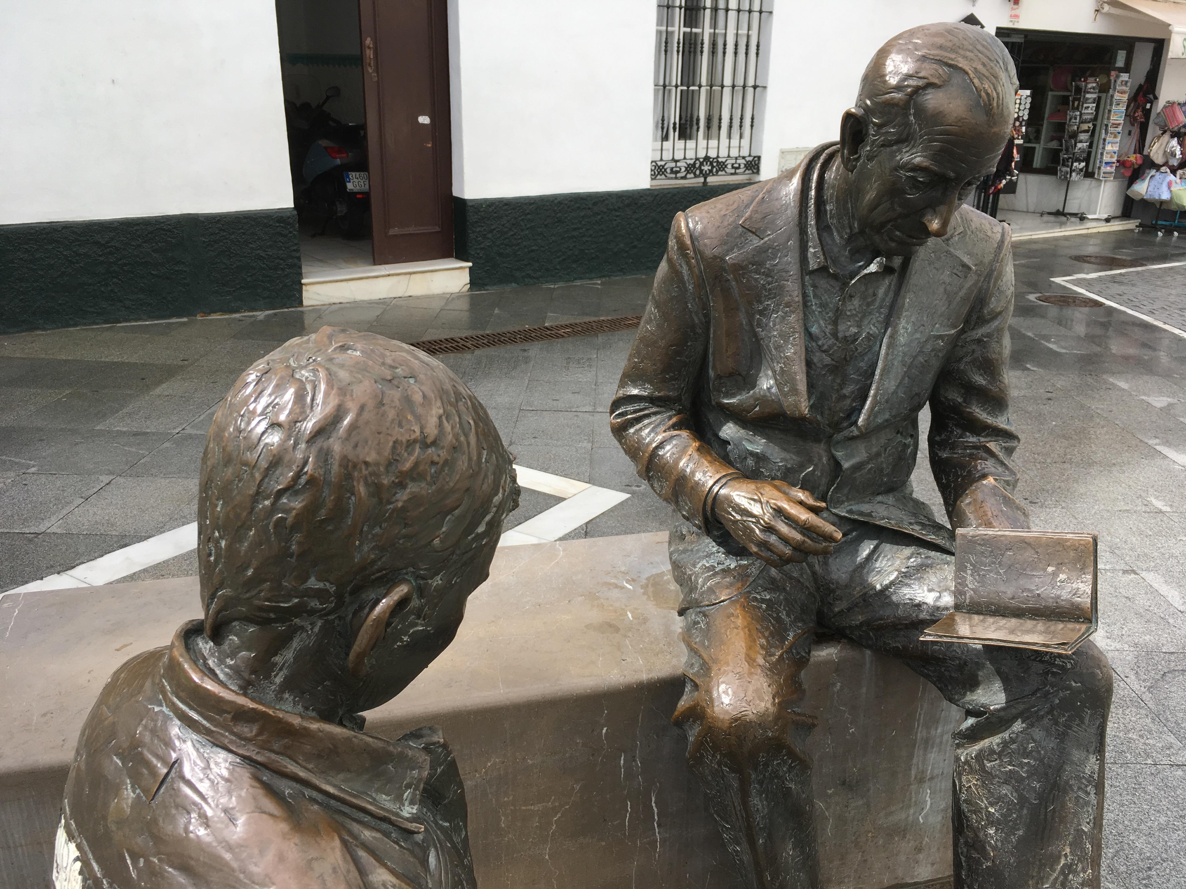 Monumento a José Saramago (Conil de la Frontera)