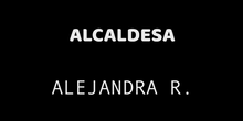 16-Alcaldesa Alejandra R. 2020
