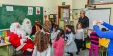 Los RRMM y Papá Noel en INF 5A 26