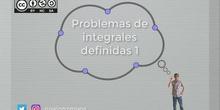 Problemas de integral definida - ejercicio 1
