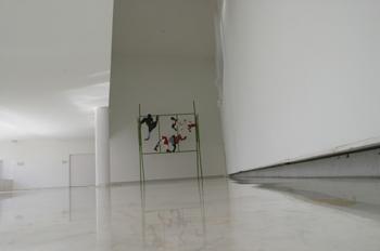 Centro Gallego de Arte Contemporáneo, Santiago de Compostela, La
