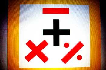Símbolos matemáticos