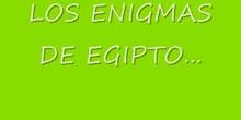 Los enigmas de Egipto