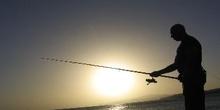 Pescando, Canarias