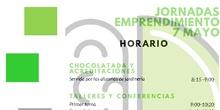 Programa I Feria de Emprendimiento IES Pío Baroja