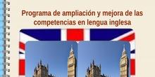 Ampliación Inglés