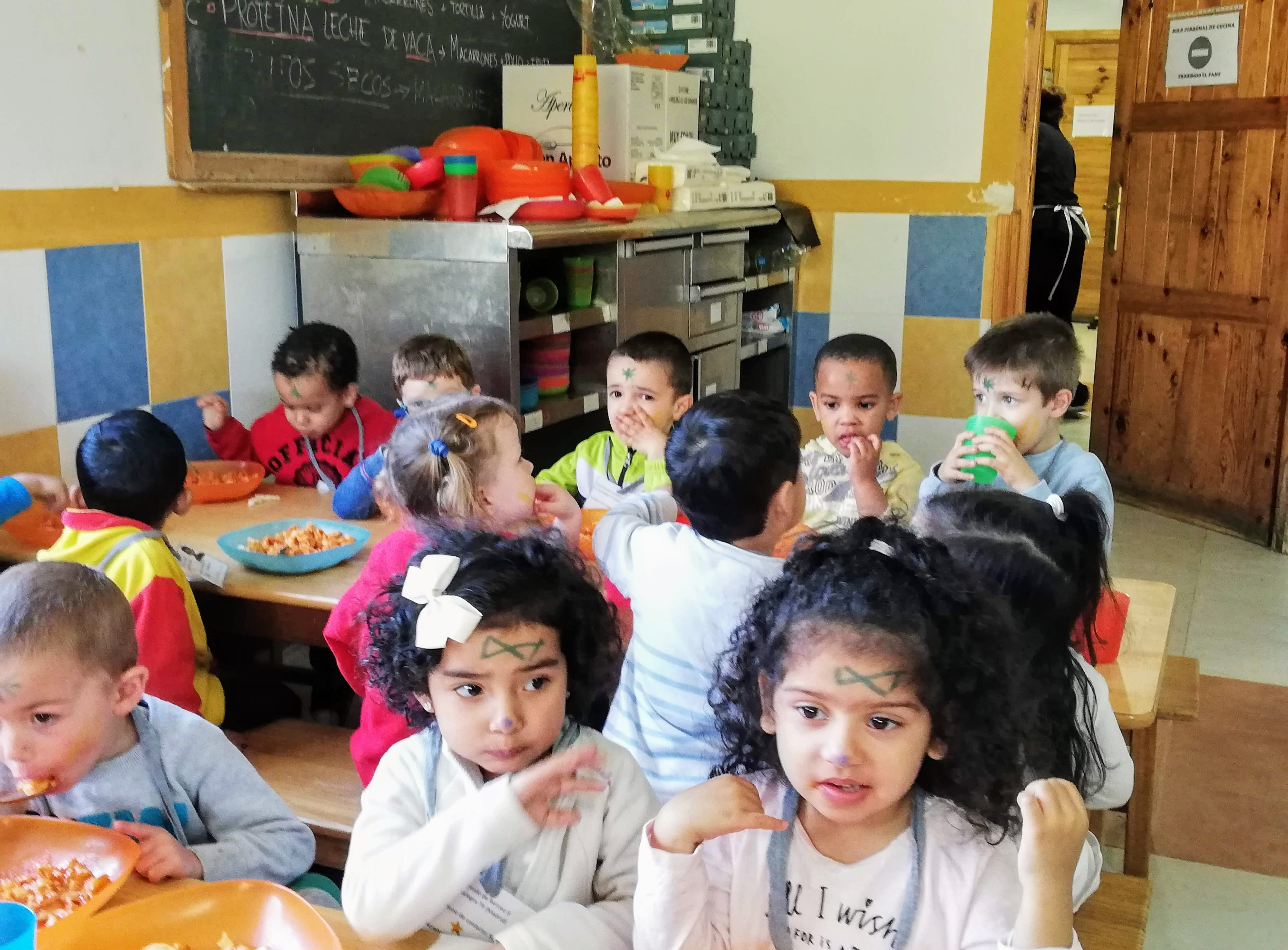"""Granja Escuela """"Giraluna"""". Infantil 3 años.1 12"""