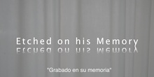 Etched on his Memory