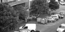 Cine mudo Terremoto en Madrid