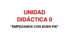 UNIDAD 0.INICIO DE CURSO. INFANTIL CEIP BLAS DE OTERO