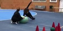 Entrenamiento personal en Educación Física (1° bachillerato-bachibac(