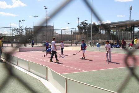 2017_03_28_Olimpiadas Escolares_Unihockey_Ceip Fernando de los Ríos 8