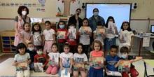 Entrega libros AFA 02 - Infantil 5 años